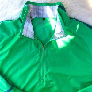 Men's 1/2-Zip Golf Jacket